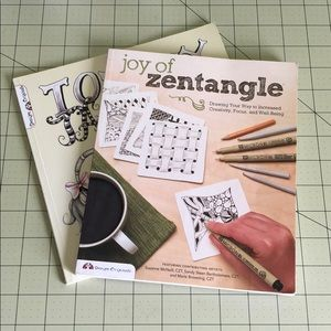 Zentangle Book Bundle